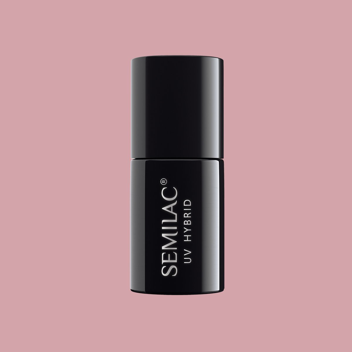 SEMILAC 004 Classic Nude UV LED Lakier Hybrydowy 7ml