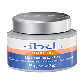 IBD Gel Builder CLEAR Żel Budujący UV LED 56g