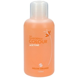 Aceton Silcare Garden of Colour - Melon Orange 150ml