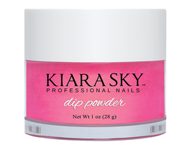 Kiara Sky D451 PINK UP THE PACE Manicure Tytanowy