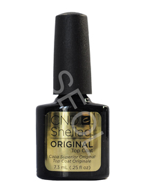 CND Shellac Top Coat 7,3ml do lakieru hybrydowego