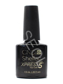 CND Shellac TOP XPRESS5 7,3ml do lakieru hybrydowego