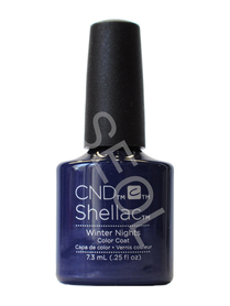 CND Shellac Winter Nights 7,3ml Lakier hybrydowy do paznokci
