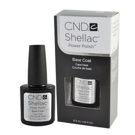 CND Shellac DUŻA BAZA Base Coat 12,5ml do lakieru hybrydowego