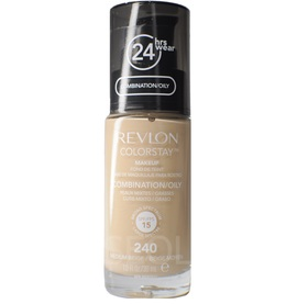 Podkład REVLON ColorStay 240 Medium Beige COMBINATION / OILY SKIN 30ml