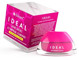 SILCARE Żel IDEAL UV/ LED 30g Clear