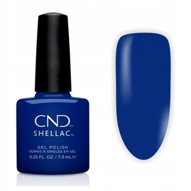 CND SHELLAC Lakier Hybrydowy UV BLUE MOON 7,3ml