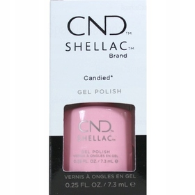 CND SHELLAC Lakier Hybrydowy UV CANDIED 7,3ml