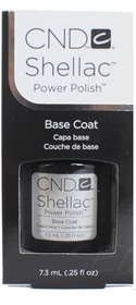 CND SHELLAC Lakier Hybrydowy base coat BAZA 7,3ml