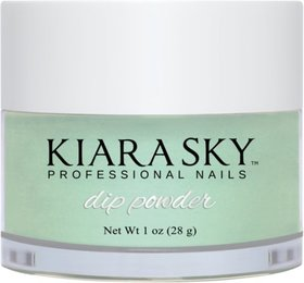 Kiara Sky Dip Powder D413 HIGH MINTENANCE  Manicure Tytanowy