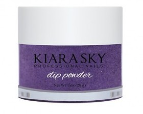 Kiara Sky Dip Powder D520 OUT ON THE TOWN Manicure Tytanowy