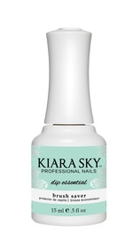 Kiara Sky DIP BRUSH SAVER 15ml Manicure Tytanowy