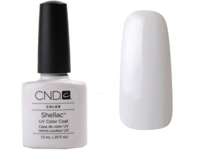 CND SHELLAC Lakier Hybrydowy UV CREAM PUFF 7,3ml