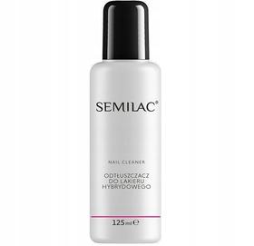 Cleaner Semilac 125ml Płyn do przemywania