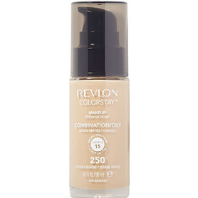 Podkład REVLON ColorStay 250 Fresh Beige Combination Oily Skin 30 ml