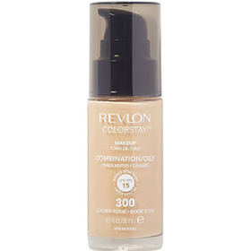 Podkład REVLON ColorStay 300 Golden Beige Combination Oily Skin 30 ml