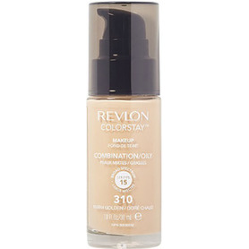 Podkład REVLON ColorStay 310 Warm Golden Combination Oily Skin 30 ml