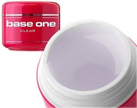 Silcare Base One UV Gel Żel Budujący CLEAR 50g