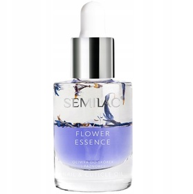 Semilac VIOLET energy Care Flower Essence oliwka