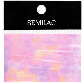 SEMILAC Folia transferowa 11 Pink Marble foil