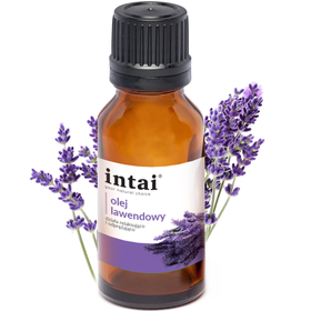 Intai Olejek LAWENDOWY eteryczny naturalny lavender
