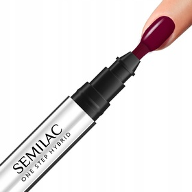 S580 Semilac One Step Hybrid Marker CRIMSON 3ml