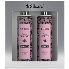 Zestaw Silcare balsam mydło Passion Moments 2x250ml