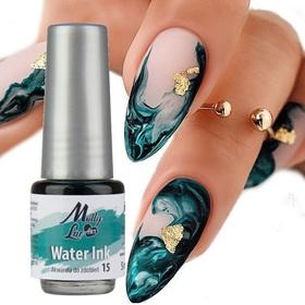Molly Lac Water Ink akwarela do zdobień SEA Nr 15