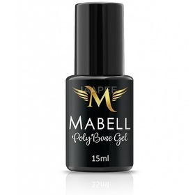 MABELL POLY BASE GEL - baza pod akrylożel 15ml