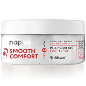 SILCARE NAPPA Peeling do stóp Smooth Comfor 400g