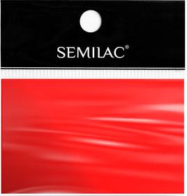 SEMILAC Folia transferowa 746 RED czerwona