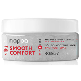 SILCARE NAPPA Smooth Comfort sól do moczenia stóp