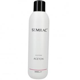 Aceton Kosmetyczny Semilac 1000ml