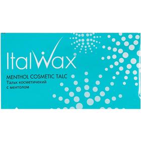 Talk kosmetyczny Menthol ItalWax 3g PO DEPILACJI