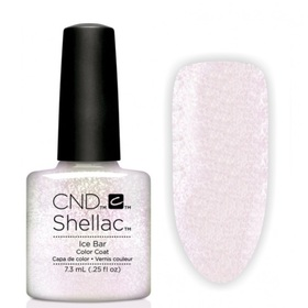 CND SHELLAC Lakier Hybrydowy UV ICE BAR 7,3ml